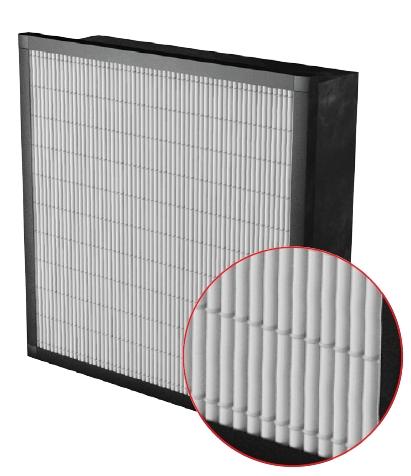 Kompaktní filtr plast příruba