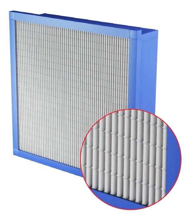 Ramečkové filtry jemného prachu
